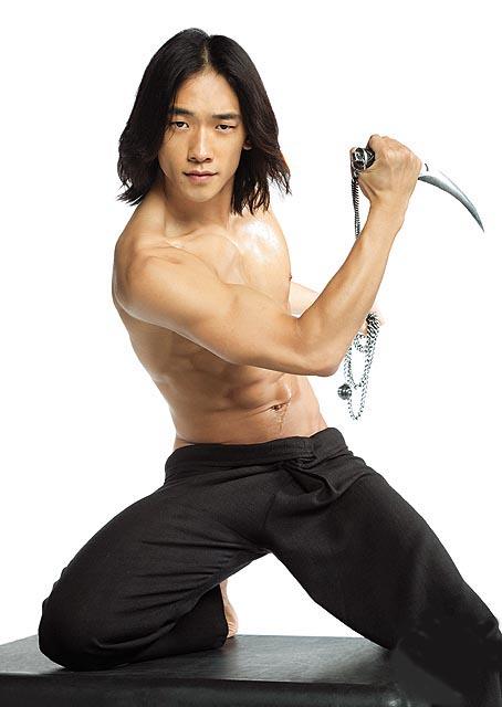 Ninja assassin rain body